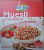 Muesli croustillant - aux Fraises - Product