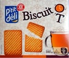 Biscuit O T - P'TIT DELI - MARQUE REPERE - Product