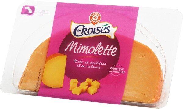 Mimolette 23,7% Mat. Gr. - Produit - fr
