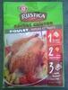 Sachet cuissin poulet paprika et tomate - Product