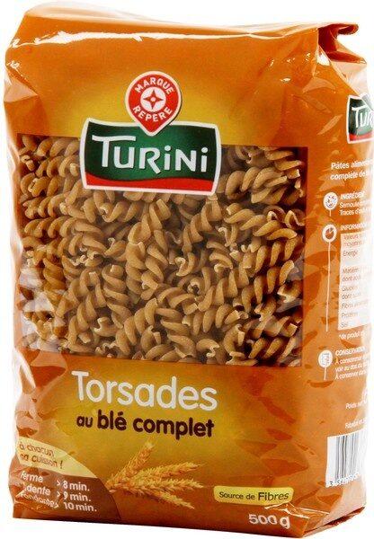 Torsades au blé complet - Producto - fr