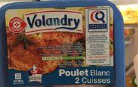 Cuisses poulet blanc certifié - Ingrédients