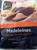 Madeleines Nappées au Chocolat Noir - Produit