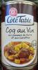 Coq au Vin aux pommes de terre et aux carottes - Product