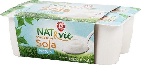 Spécialité au soja nature - Product - fr