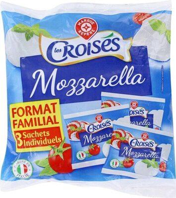 Mozzarella - format familial - Prodotto - fr