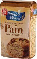Préparation pour pain aux céréales - Product