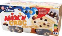 Mix'n'croc vanille billes - Produit - fr