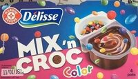 Mix n'croc chocco color - Product - fr