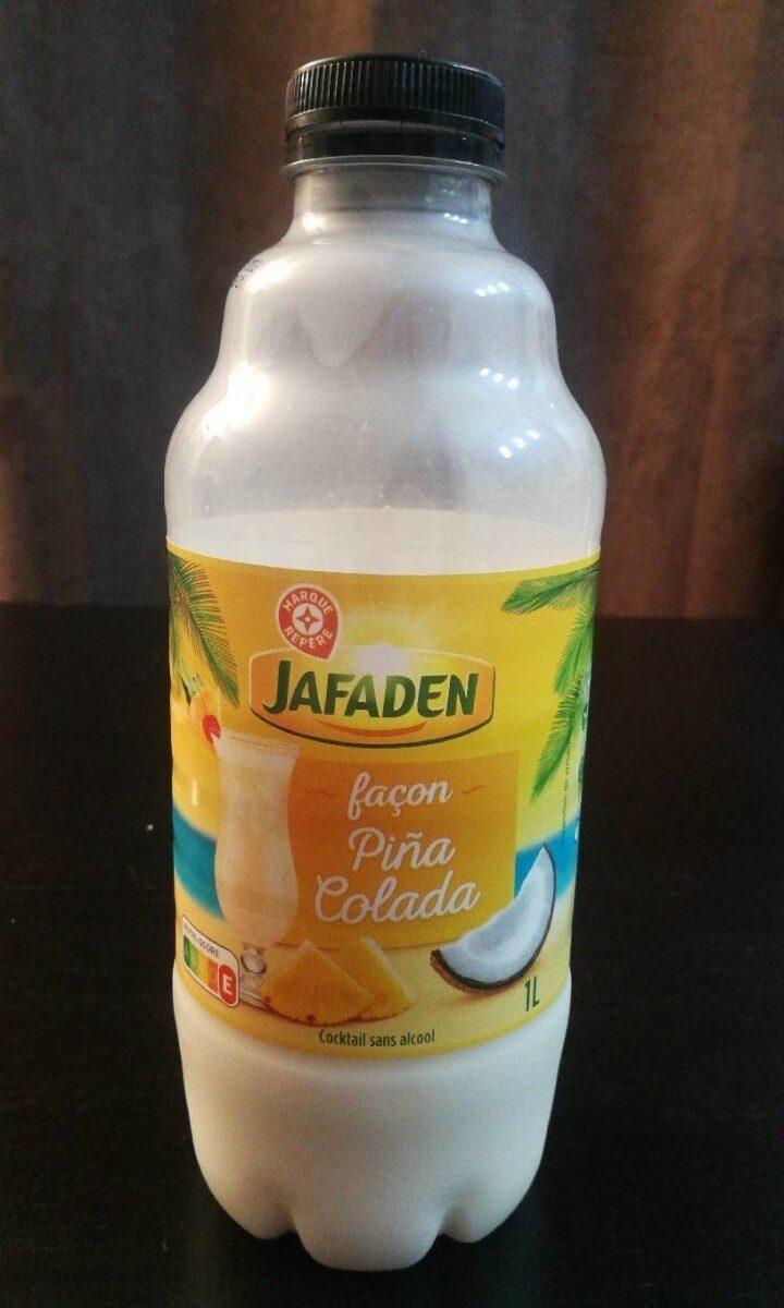 Cocktail sans alcool pina colada - Produit - fr