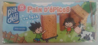 Pain d'épices au lait - Product