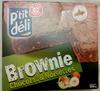 Brownie Chocolat Noisettes - Produit