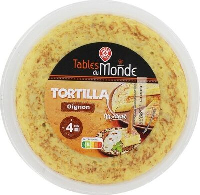 Tortilla oignon - Product