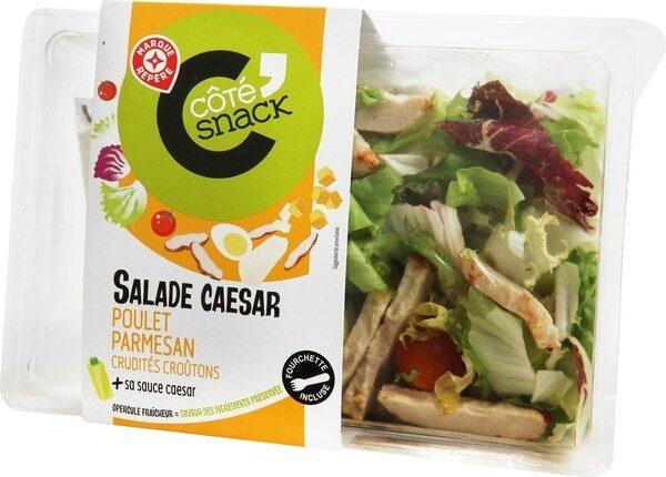 Salade poulet cesar - Produit - fr