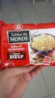 Nouilles asisatiques boeuf sac - Produit - fr