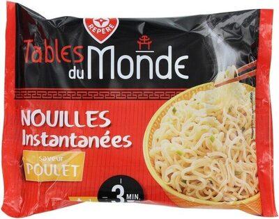 Nouilles asiatiques poulet - Produit - fr
