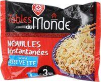 Nouilles asiatiques crevette - Produit - fr