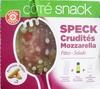 Speck Crudités Mozzarella (Pâtes, Salade) - Product