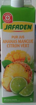 Pur Jus Ananas Mangue Citron Vert - Product