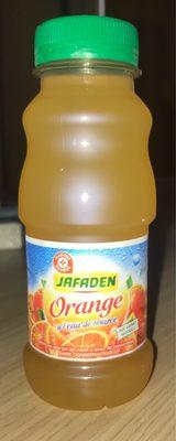 Orange a l'eau de source - Product - fr