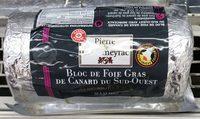 Pierre de Cammeyrac Bloc de foie gras de Canard du Sud-Ouest - Product - fr