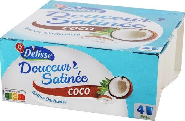 Douceur satinée coco - Produit - fr