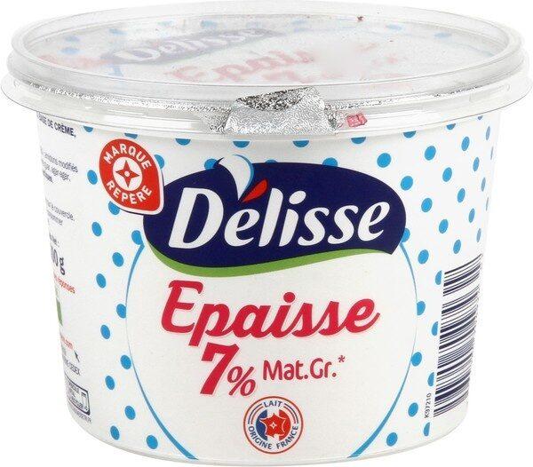 Spécialité laitière épaisse 7% Mat. Gr. - Producto