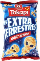 Snack extra-terrestres goût ketchup - Product
