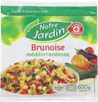 Brunoise méditerranéenne - Produit - fr