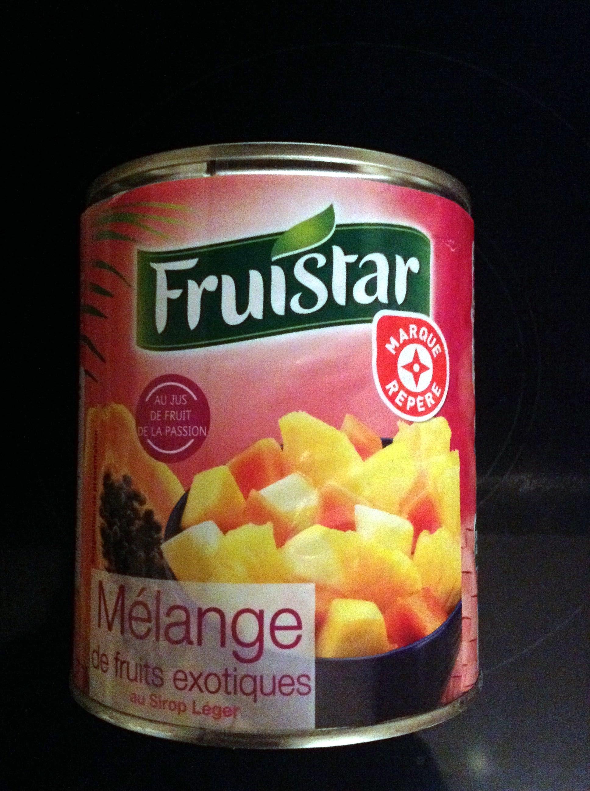 Mélange fruits exotiques - Product