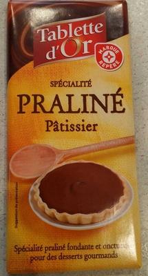 Sp cialit pralin p tissier tablette d 39 or 200 g for Tablette special cuisine