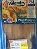 Aiguillettes de poulet blanc - Producto