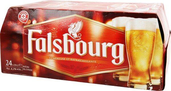 Bière blonde de luxe 4,2% vol - Produit - fr