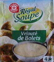 Soupe déshydraté velouté bolets - Produit - fr