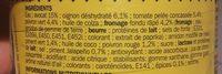 Guacamole - Ingrediënten - fr