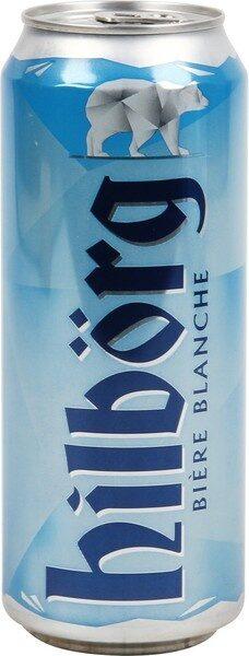 Bière blanche 4,5% vol - Produit - fr