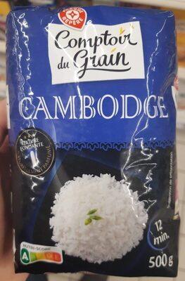 Riz du Cambodge - Prodotto - fr