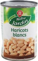 Haricots blancs 1/2 - Product - fr