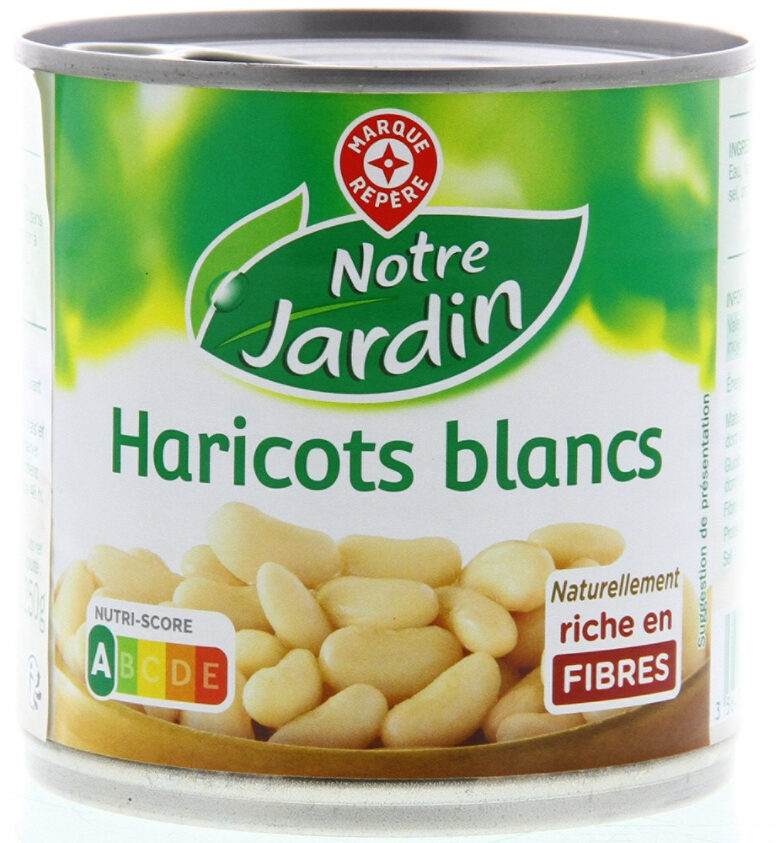 Haricots blancs - Producto - fr