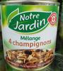 Mélange 4 champignons - Product