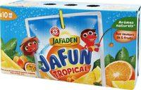 Boisson tropical Jafun - Product