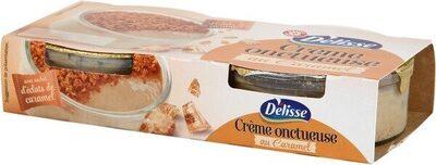 Crème onctueuse au caramel - Produit - fr
