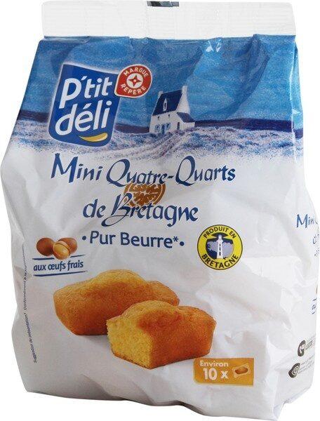 Mini quatre-quarts de Bretagne - Produit - fr