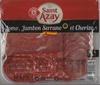 Lomo, Jambon Serrano et Chorizo - Product