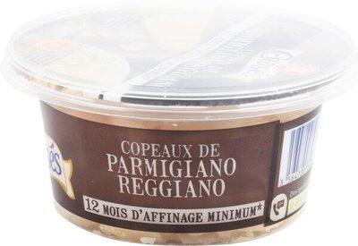 Copeaux de parmigiano reggiano 28% Mat. Gr. - Product