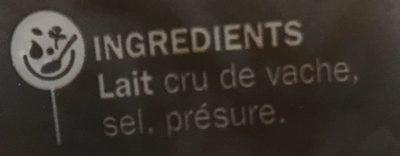 Copeaux de parmigiano reggiano 28% Mat. Gr. - Ingredients