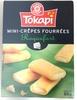 Mini-crêpes fourrées Roquefort - Product