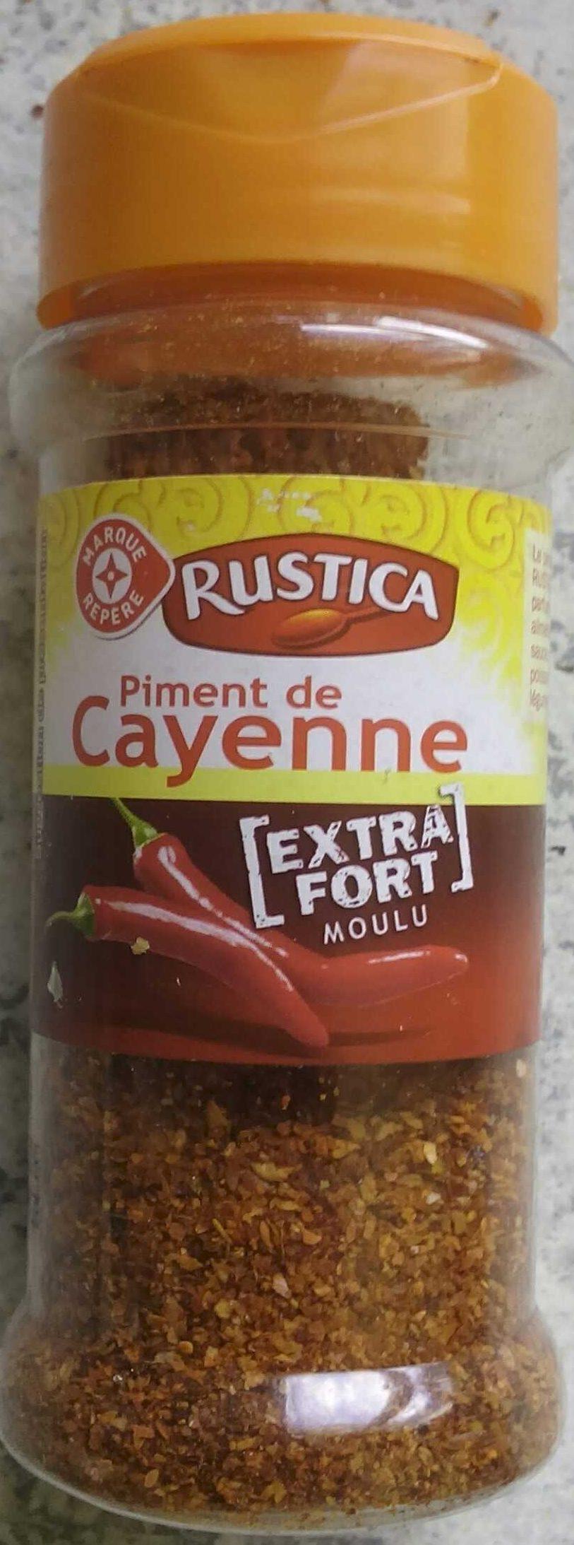 Piment de cayenne - Product - fr