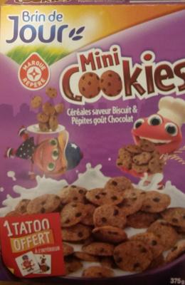 Céréales mini cookies - Product
