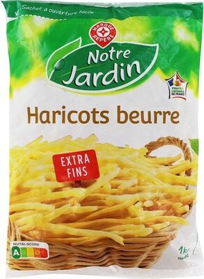 Haricots beurre Extra fins - Producto